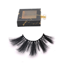DL004 Hitomi eyelash vendor Private Label Silk Eyelashes Korean Silk Eyelashes 25mm silk eyelashes