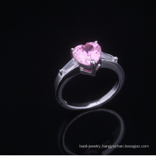 10 year wedding romantic anniversary rings aaa cubic zirconia rings Rhodium plated jewelry is your good pick