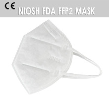 FFP2 Vlies Medical EarLoop N95 Gesichtsmaske
