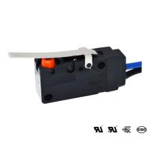 SPDT Waterproof Dustproof Straight Level Micro Switches