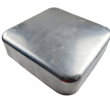 Oem Custom aluminum enclosure box stamping metal part sheet metal components