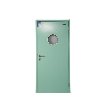 Factory Outlet Best Price Monolithic Tempered Glass Medical Door For Sale