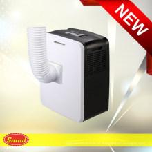 calefação de aquecimento que desumidifica 3 em 1 funções mini condicionador de ar portátil
