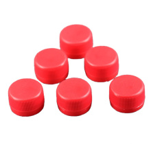 Red Plastic Screw Cap PP 30 mm Neck Size
