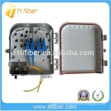 1X8 PLC with SC UPC connector Fiber Optic Terminal Box