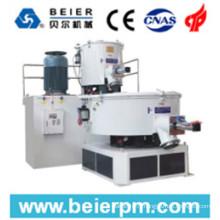 SRL-Z 500/1250 mélangeur de chauffage / refroidissement vertical à grande vitesse en plastique / machine de Compounding