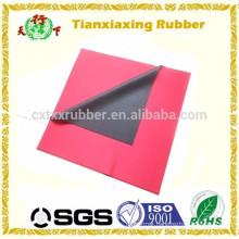 Vulcanized rubber sheet, Thin rubber sheet