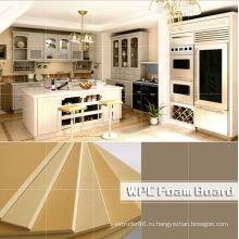 Доска высокой плотности пены WPC для мебели/шкафа/доска пены PVC
