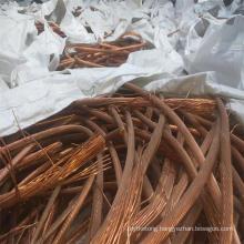 High Quality Copper Wire Scrap 99.95% Copper Wire Scrap 99.99%