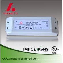 пластиковый корпус степень защиты IP20 светодиодный драйвер 30 Вт 500ма постоянный ток 0-10В затемнения водитель
