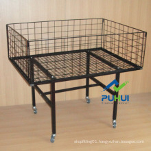Rollable Metal Dump Table (PHY525)