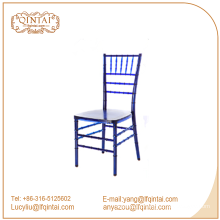 Wholesale Event Rental Acrylic Transparent Banquet hall colorful Chair