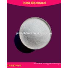 Beta-sitosterol, pureté différente 50%, 60%, 70%, 95% / 83-46-5