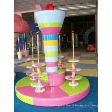 Elétrico Interiores Recreio Elétrico Criança Elétrico Parque Infantil