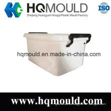 Herramienta de inyección de plástico para el molde de plástico del contenedor de almacenamiento