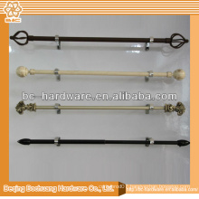 12mm/16mm/19mm/22mm/25mm/35mm High Quality Metal Antique Curtain Rod In India For Sale