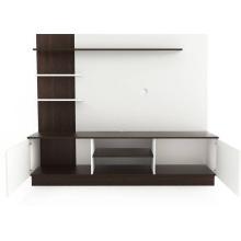 Armário com suporte de TV para uso de móveis de sala de estar