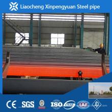 ASTM A 106Gr.B, St52, tubo de aço carbono sem costura / tubo para transferência de gás ou água
