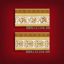 Luxueux Cornish en plastique adapté au style européen Plafonds artistiques