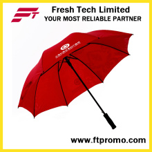 30-дюймовый профессиональный длинный ручкой прямой зонтик