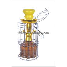 Wasserpfeife mit Käfig