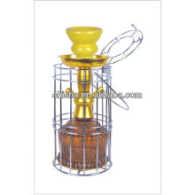 Hookah with cage