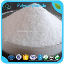 Floculante catiónico / aniónico de poliacrilamida PAM para agente de desidratação de lodo Preço da poliacrilamida
