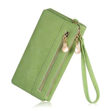 Women Wristlet Clutch Wallets With Wrist Strap