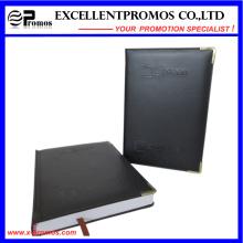 De alta qualidade em alto-relevo couro PU livro (EP-B55513)