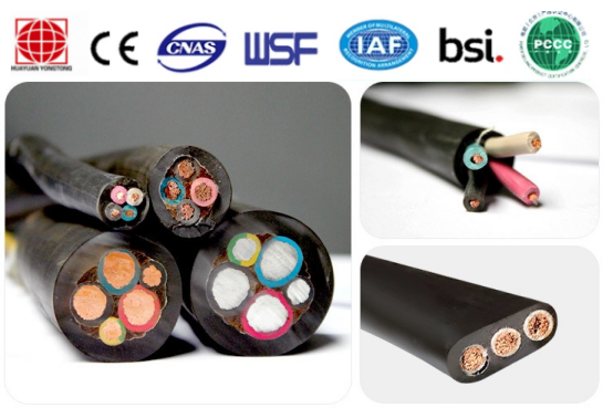 Heary duty XLPE cable