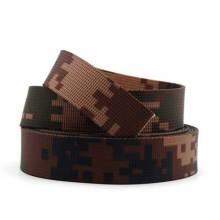 Low Moq Custom Military Polyester Webbing Belt