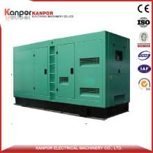 80kVA Low Fuel Cost Diesel Power Generators for Villa