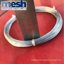 twisted soft annealed black iron galvanized binding wire high quality