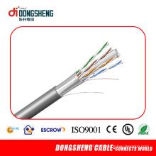 Cable al aire libre del ftp CAT6