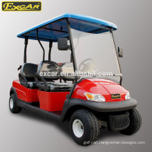 48V battery powered CE approved prices 4 seater golf cart