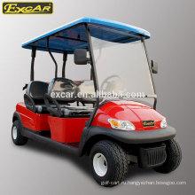 горячие продажи 48 В 4 мест электрическая тележка гольфа