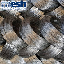 Galvanized wire coil for binding