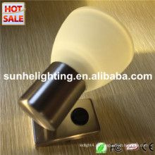 LED-Wohnmobil-Beleuchtung 3w warme weiße LED verstellbare Wohnmobil-Lampen Acryl RV Lichter