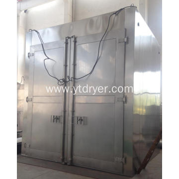 Drying machine for industry plant