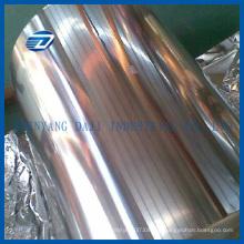 Plaque de nickel utilisée dans l'industrie de la galvanoplastie