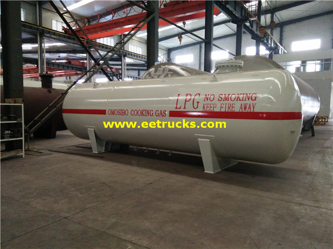 Propylene Aboveground Vessel