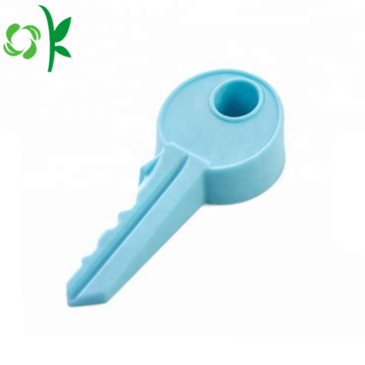 Key Shape Silicone Door Stops