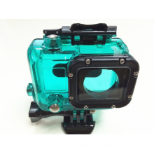 Blau, Grün, Rot Farben Wasserdichtes Gehäuse für Gopro Hero 3, 3+