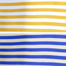 Hot Sale 100% Rayon Stripes Woven Garment Fabrics