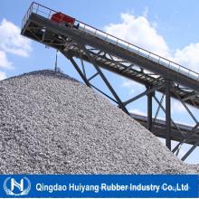 Transportan a granel materiales cantera transportadora
