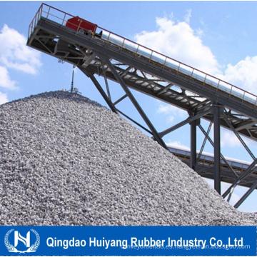 Cemento resistente transportador banda transportadora de Nylon