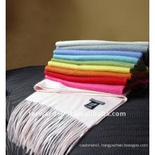 yak wool scarf