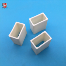 injection moulding alumina ceramic square thin tube pipe