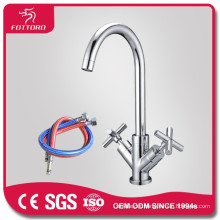 Pull down two handle kitchen faucet MK28202