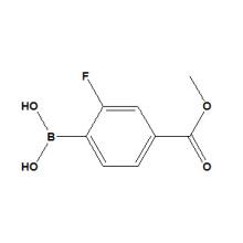 2-Фтор-4-метоксикарбонилфенилбороновую кислоту